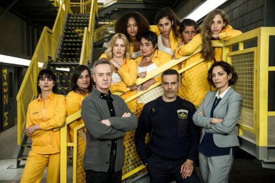 Vis a Vis: O Oposto de Orange is the New Black (Temporadas 1 e 2)