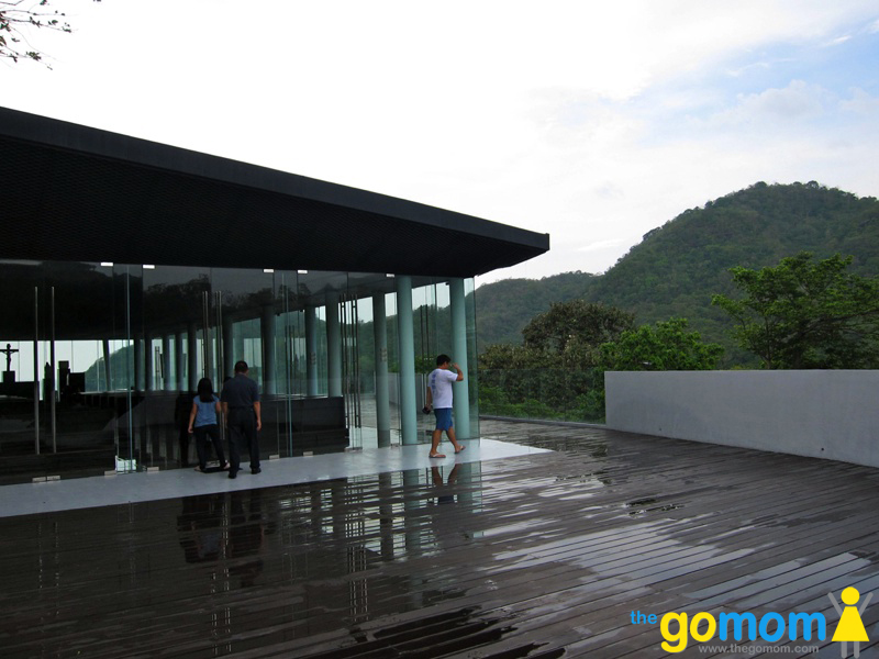 St. Therese Glass Chapel at Pico de Loro, Batangas
