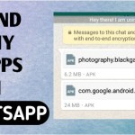How to Send Apk File on Whatsapp – The Gondal Apk