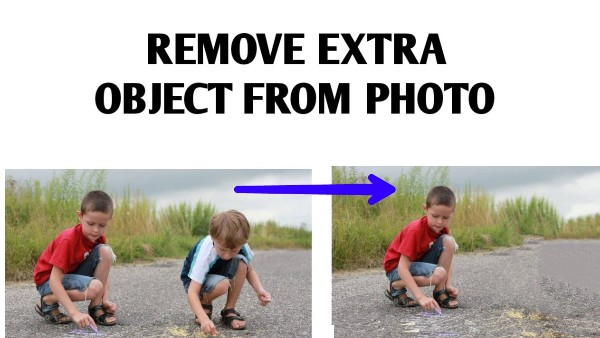 Remove Object From Photo App - Retouch Photos App