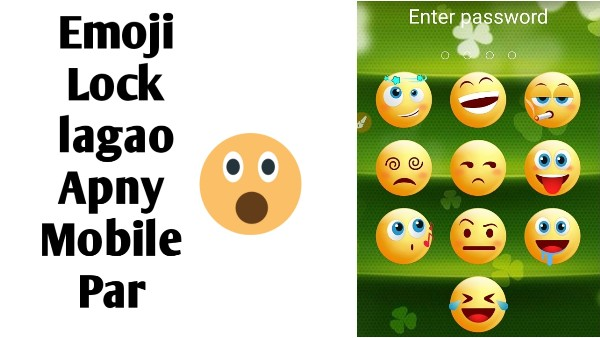 Emoji Lock Screen Apk - Best Applock For Android