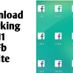 Download Working 11 FB Lite in One Mobile – Clone Unlimited Fb Lite