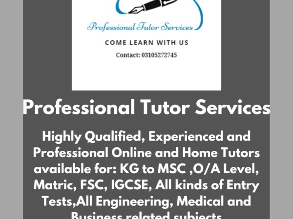 Best Home Tutor in Rawalpindi & Islamabad - The Gondal