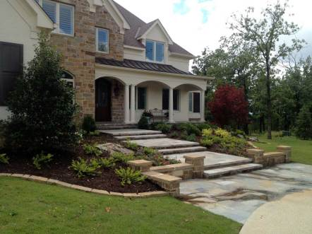 Hardscape and Landscaping