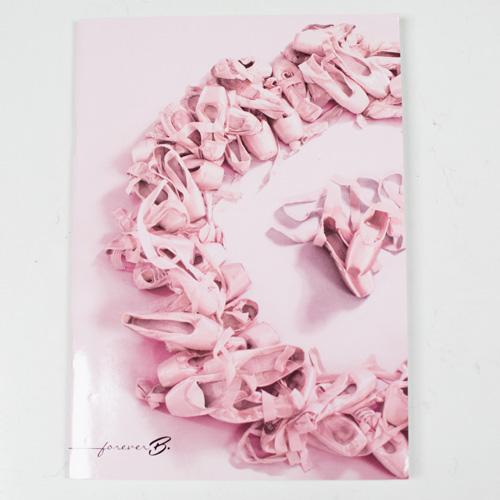 A4 note book €6
