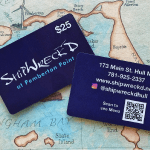 Shipwreckd gift cards in twenty five dollar increments