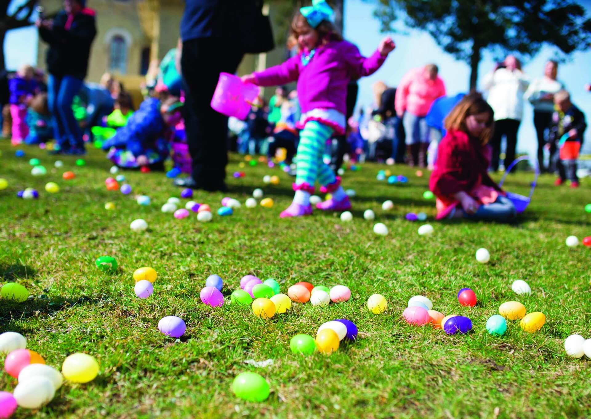 New Easter Egg Hunt Ideas