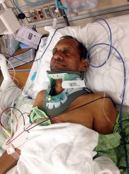 Sureshbhai Patel Police Excessive Force Brutality