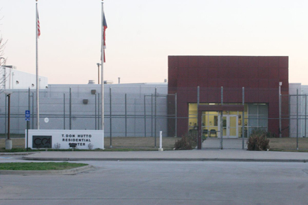 T. Don Hutto Family Residential Facility, T. Don Hutto Residential Center, Immigration Detention, Detention Center
