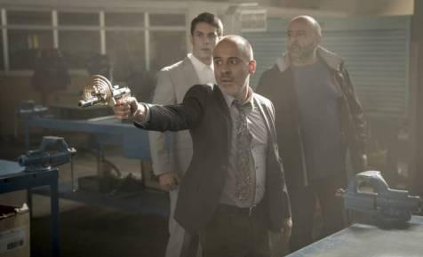 'Estoy vivo', una serie sobrenatural líder.