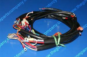 Harley Davidson 6955189, 198990 FXR, FXRS Main Wiring