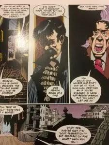 Thomas Wayne Haunted Gotham