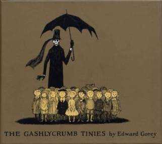 The Gashleycrumb Tines cover