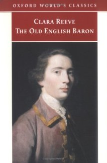The Old English Baron cover