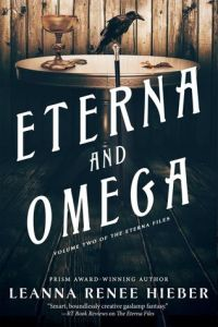 Eterna and Omega cover