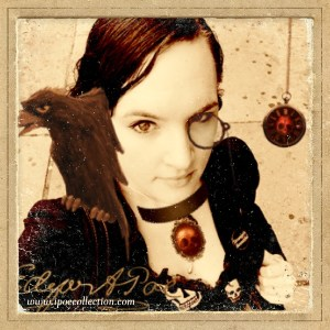 I spent an unreasonable amount of time playing with the Poe Yourself app...