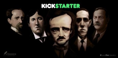iClassics Kickstarter image