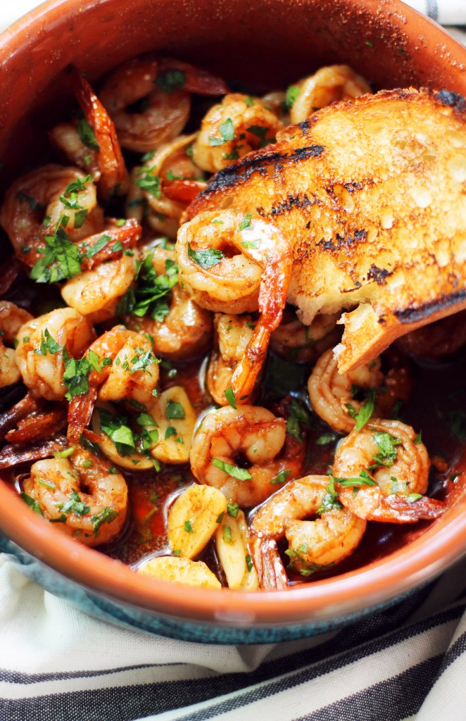 Spanish Shrimp