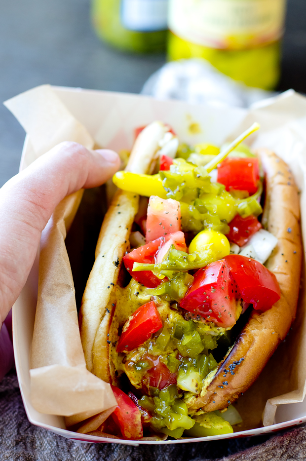How To Make Restaurant Style Hot Dogs