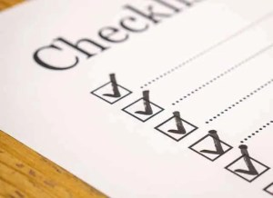 4 Things No Corporate Event Checklist Can Do without