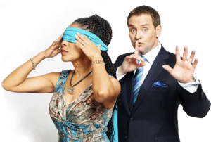 The Evasons Know the Recipe for an Amazing Mind-Reading Act