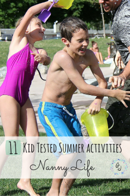 11 Summer Activities Tested by Kids