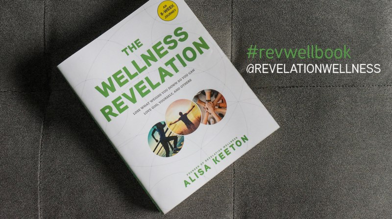 The Wellness Revelation Book, pre-order today!
