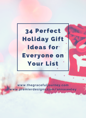 34 Perfect Holiday Gift Ideas