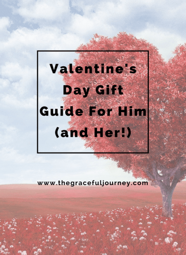 Valentines Day Gift Guide for Him (and Her!)