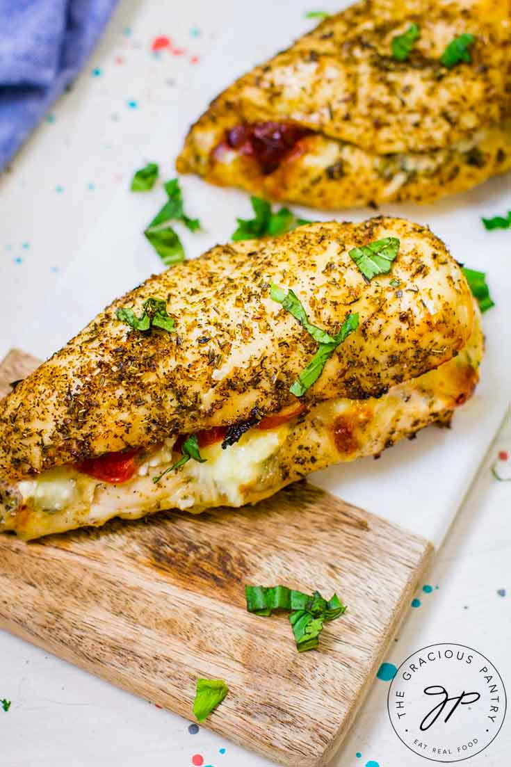 Air Fryer Chicken Breast Recipe | The Gracious Pantry