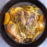 Dutch Oven Chicken Recipe The Gracious Pantry