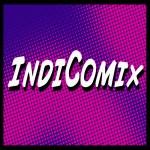 IndiComix Logo 1400