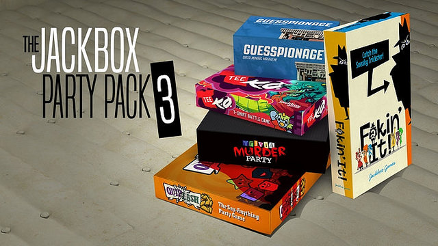 The Jackbox Party Pack 3: Tee-K.O.