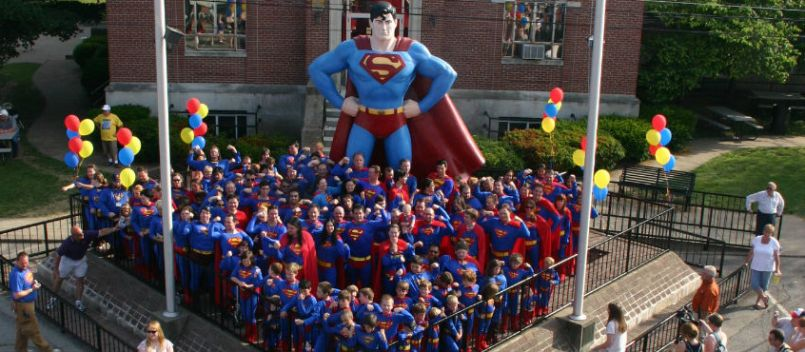 A Legacy of Steel: Superman Eighty Years Later | The Grand