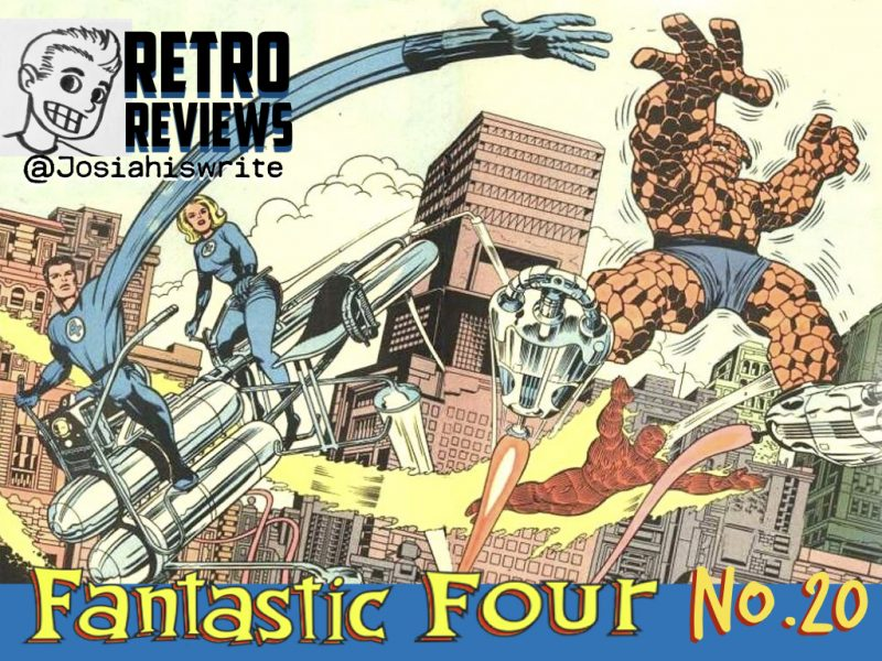 Retro Reviews: Fantastic Four no. 20