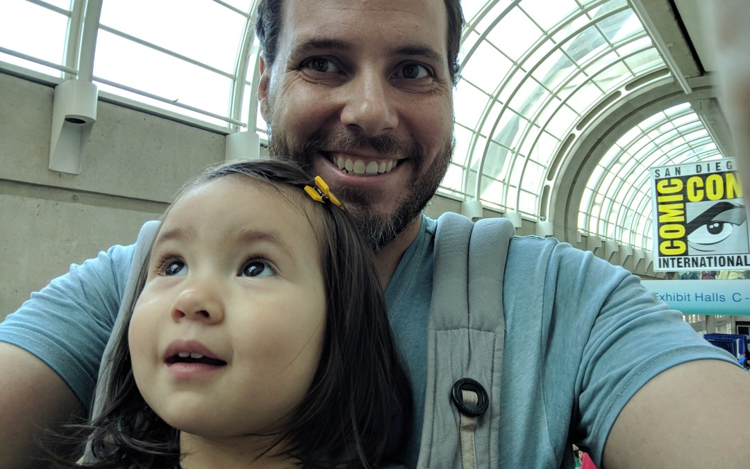 Geek Dad Guide: Taking a Kid to Comic-Con