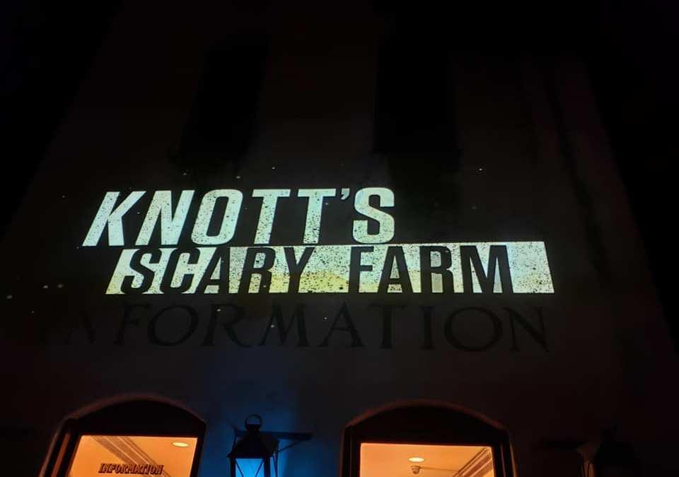 Trip Report: Knott's Scary Farm 2019