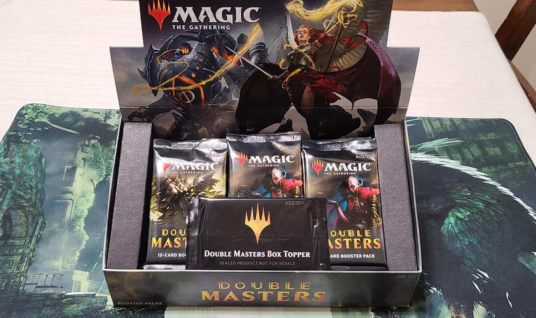 In Response #5: Double Masters Box Opening