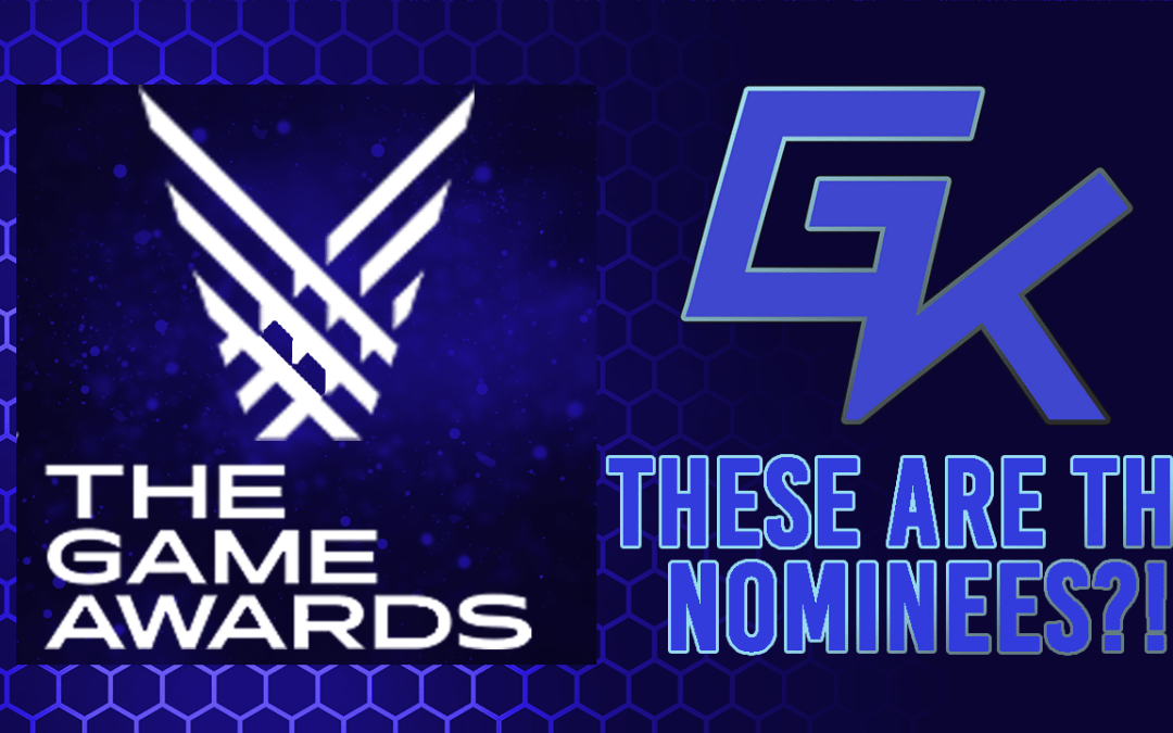 The Grand Geekery Ep 35: Video Game Awards Nominees 2020