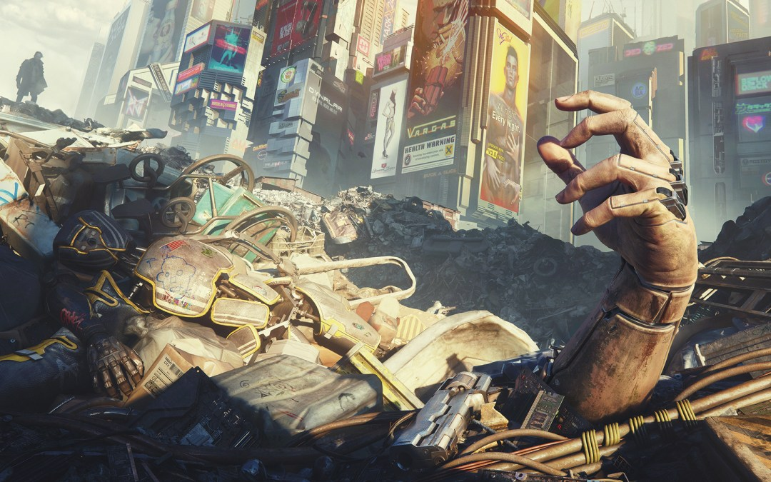 Cyberpunk 2077 On The PS4 Is A Hot Mess…  But I Love it