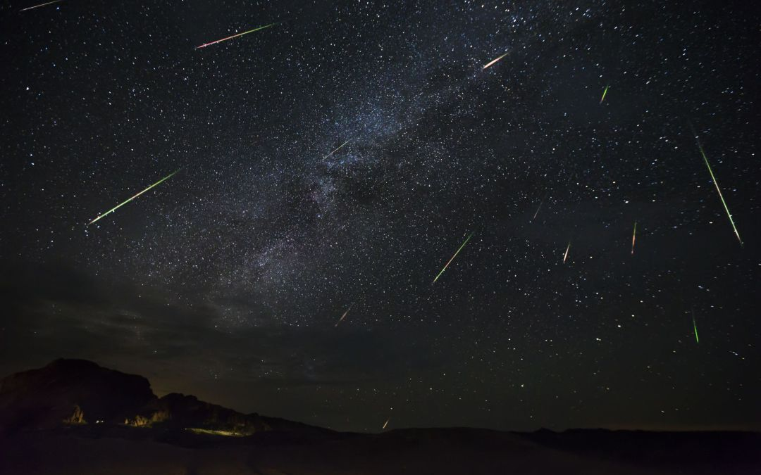 Need Some Space?  Check Out the Perseids Meteor Shower