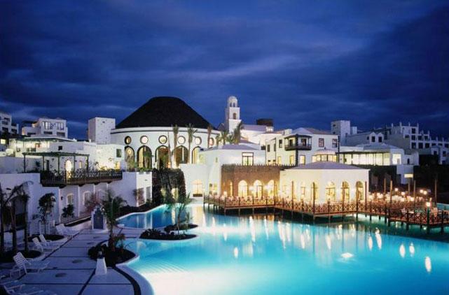 Hotel Gran Melia Volcan Lanzarote Hotel In Playa Blanca