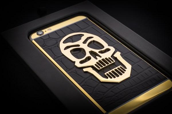 Golden Dreams iPhone