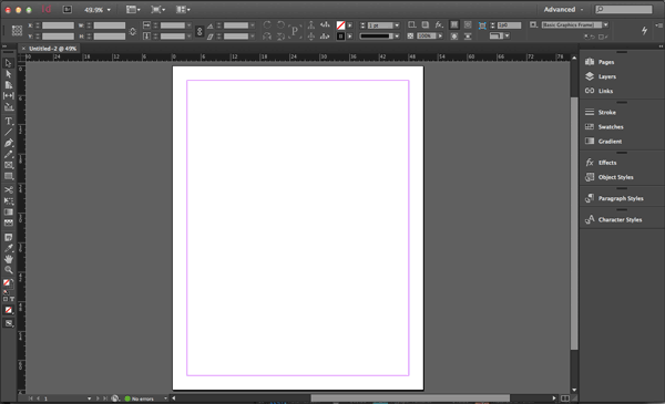 InDesign CC first look