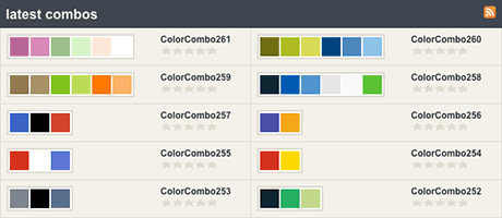 Perfect Color Combinations finding the perfect color combo - the graphic mac