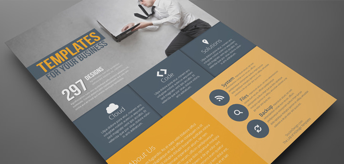 Free indesign templates the graphic mac for Brochure template indesign free download