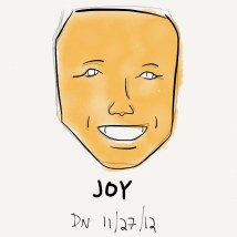 The Graphic Recorder - Doug Neill - Visual Vocabulary - Facial Expression - Joy