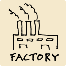 Factory Visual Vocabulary - sketchnoting visual note taking doodling