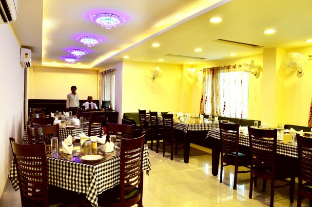 Our Inhouse Multi Cuisine Khushboo Restaurant will counter your hunger any time.