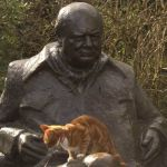 Sir Winston Churchill's cats, Jock